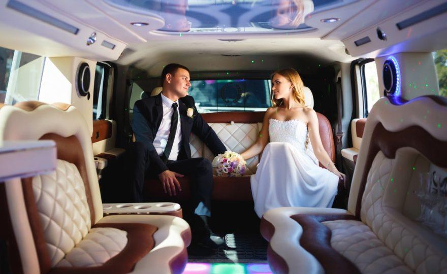 wedding limo 2