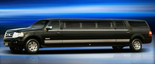 Black Ford Expedition SUV 1