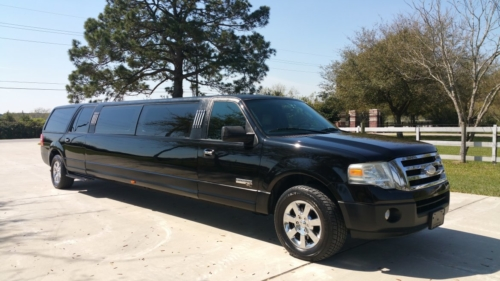 Black Ford Expedition 5